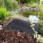 Couvre-sol de 150 g/m², recouvrant les mauvaises herbes de jardin. Dimensions: 1 m x 25 m. de la marque Qualitätsvlies trading-point24 Denise Richter image 3 produit