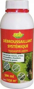 DEBROUSAILLANT SYSTEMIQUE -500 ml- 1250m2- Star jardin -STDEB de la marque STAR JARDIN image 0 produit
