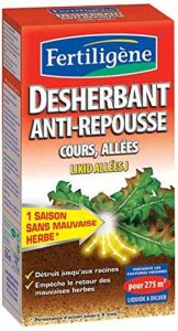 Désherbant anti-repousse cours, allées de la marque Willemse-France image 0 produit