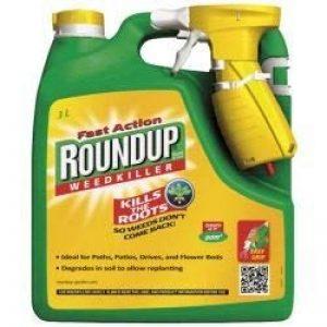 Désherbant ROUNDUP Action rapide prêt à l'emploi 3L de la marque Roundup image 0 produit