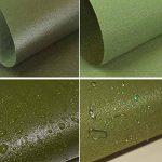 DIKA UK bâche armée de protection / Bâche feuille bâches multifonctions poncho pour camping pêche jardinage protection contre le soleil résistance au froid, épaisseur 0,7 mm, 600 g / m², 8 taille disponible, vert de la marque LAXF-Bâches image 1 produit