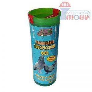 DISSUASIF REPOUSSANT PIGEONS OISEAUX TUBE GEL HYDROREPOUSSANT 300ML de la marque Mister Moby image 0 produit
