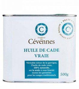 Distillerie des Cévennes Huile de Cade Vraie - 500 g - Prête à L'emploi de la marque Distillerie des Cévennes image 0 produit