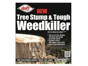 Doff Lot de 2 sachets eacute;sherbant pour souche d'arbre 100ml de la marque Doff image 0 produit