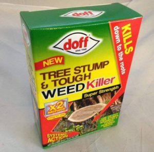 Doff souches &désherbant résistant-Friandises 132 m ²-Super Strength de la marque Doff image 0 produit