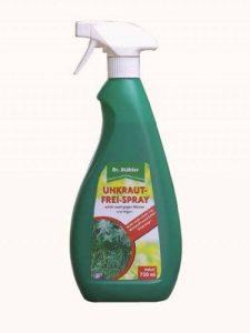 Dr. Stähler mauvaises herbes Spray, à effet immédiat, 750ml, 1pièce, 001816 de la marque SCHOPF image 0 produit