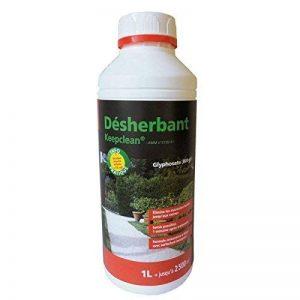 Désherbant Keepclean Glyphosate 360g/l 1L de la marque Longueil image 0 produit