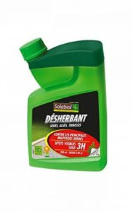 désherbant mauvaises herbes glyphosate TOP 12 image 0 produit