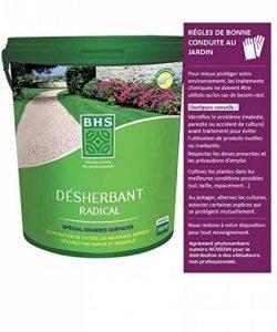 désherbant mauvaises herbes glyphosate TOP 6 image 0 produit