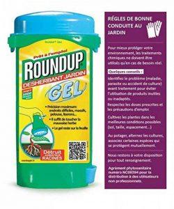 Désherbant Roundup® Gel de la marque Willemse France image 0 produit