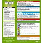 Désherbant Weedol Lawn Weedkiller, bouteille de concentré liquide, 250 ml de la marque Weedol image 1 produit