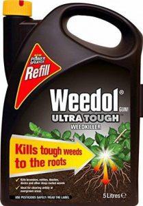 Désherbant Weedol Ultra résistant recharge 5L de la marque Weedol image 0 produit