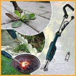 Désherbeur thermique éléctrique 2000W avec accessoire allume BBQ 3 en 1 - Désherbant écologique - Décapeur - Brûleur de mauvaises herbes - jardin bio. de la marque FranceTech image 0 produit