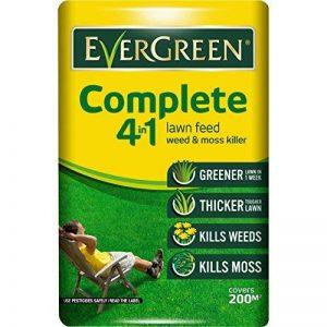 EverGreen Traitement 4 en 1 pour pelouse 200m² de la marque Evergreen image 0 produit