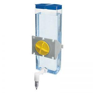 Ferplast 84676070 Distributeur d'eau pour rongeurs Sippy 4672 à fixer directement sur la grille 600ml de la marque Ferplast image 0 produit