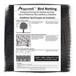 Filet Anti Oiseaux 2 X 6m - Filet Protection Contre Oiseaux pour les Jardins et les Arbres Fruitiers de la marque Aspectek image 2 produit