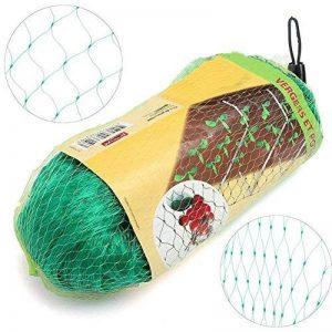 Filet anti oiseaux pour potager, jardin etc vert vert 4m x 6m de la marque CommercioEuropa image 0 produit