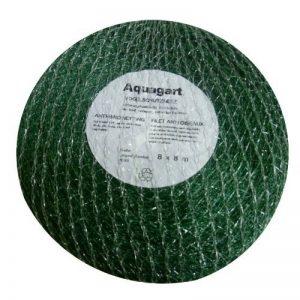 Filet de protection contre les oiseaux 8m x 8m Fruits coton Filet légumes de la marque Aquagart image 0 produit