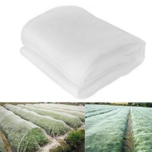 Filet de protection des légumes Hjuns en maille fine 0,9mm pour le jardin contre les oiseaux et les insectes de la marque Hjuns® image 0 produit
