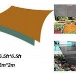 Filet Protection Solaire à 50%-60%, Légers et de Durabilité et Plantes de Jardin des Fleurs Serre Grange ou Chenil Toit Couvre de la marque HOGAR AMO image 2 produit