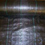 Fond Tissu Bandelettes de tissu mauvaises herbes Film de paillage mauvaises herbes tissu anti-mauvaises herbes UV stable en non-tissé pour jardin 100g Différentes Quantités et large de la marque Aquagart image 1 produit