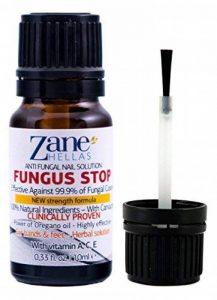 Fungus Stop. Tuer 99,9% de la mycose des ongles. Anti fongique Traitement des ongles. Les ongles des orteils et traitement ongles. 10 ml - 0,33 oz de la marque ZANE HELLAS image 0 produit
