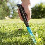 Gardena Couteau désherbeur outil de jardin idéal pour enlever efficacement les mauvaises herbes, poignée ergonomique, protégé contre la corrosion, longueur de travail 14,5 cm (8935-20) de la marque Gardena image 1 produit