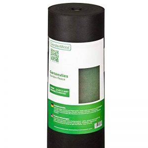 GardenMate® 1m x 50m Rouleau bâche anti-mauvaises herbes en tissu non tissé 150gms de la marque GardenMate® image 0 produit