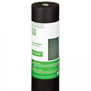 GardenMate® 1m x 50m Rouleau bâche anti-mauvaises herbes en tissu non tissé 50gms de la marque GardenMate® image 0 produit