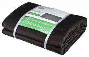 GardenMate® 2mx25m NON TISSE - Bâche anti-mauvaises herbes extrêmement résistante 50gsm de la marque GardenMate® image 0 produit