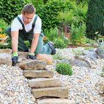 GardenMate® 2mx25m NON TISSE - Bâche anti-mauvaises herbes extrêmement résistante 50gsm de la marque GardenMate® image 4 produit