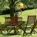 Gardigo 2 Ballons Épouvantails Effaroucheurs Anti-Pigeons, Oiseaux, Hérons, Pies, Vanneaux et Moineaux de la marque Gardigo image 3 produit