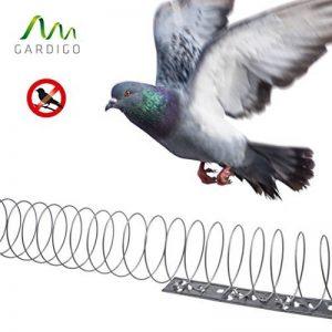 Gardigo - 5 Mètres Spirale Effaroucheurs Répulsif Anti-Pigeons, Oiseaux de la marque Gardigo image 0 produit