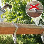 Gardigo - 5 Mètres Spirale Effaroucheurs Répulsif Anti-Pigeons, Oiseaux de la marque Gardigo image 2 produit
