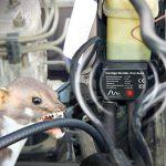 Gardigo 78405 Répulsif Ultrason pour voiture, compartiment moteur | Branchement sur la batterie d'automobile 12 V | Repeller repousse anti-martres, fouines, ratons laveurs et rongeurs de la marque Gardigo image 3 produit