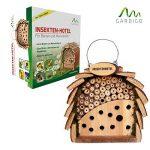 Gardigo Hôtel à insectes pour abeilles & coccinelle naturholzfarben de la marque Gardigo image 2 produit