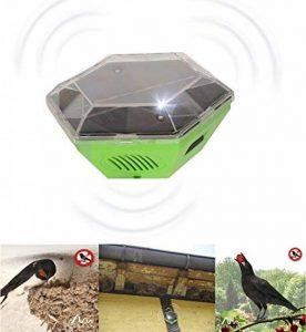 Gardigo Solaire anti-oiseaux 360°, la épouvantail avec präventiven Protection complète de la marque Gardigo image 0 produit