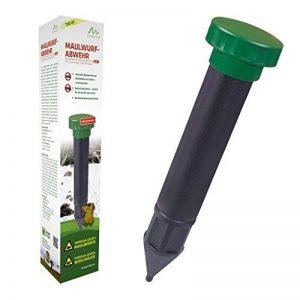 Gardigo Stop la Taupe à vibrations | Répulsif anti-taupes, campagnols, nuisibles - étanche de la marque Gardigo image 0 produit