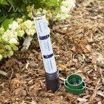 Gardigo Stop la Taupe à vibrations - Set de 2 pièces | Répulsif anti-taupes, campagnols, nuisibles - étanche de la marque Gardigo image 2 produit