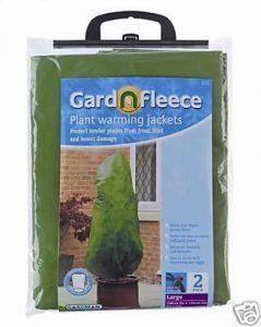 Gardman Garden Fleece Lot de 2 voiles d'hivernage pour plantes Taille L de la marque Gardman image 0 produit