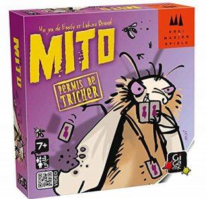 Gigamic - DRMIT - Jeu de Société - Mito de la marque Gigamic image 0 produit