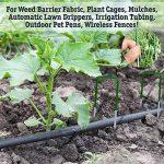 géotextile vert pour jardin TOP 4 image 3 produit