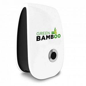 Green Bamboo Ultrason Souris Rats, Répulsif Anti Rongeurs + Ebook Gratuit/*** Lot de 1 de la marque Green Bamboo image 0 produit
