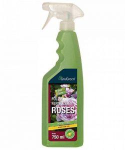 grogreen® Feed & Shine roses 750ml prêt à l'emploi, vaporisateur de la marque GroGreen image 0 produit