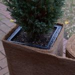 Haga® Tapis de protection d'hiver de coco Protection contre le froid Plante Protection 1m BR. (au mètre) de la marque HaGa® image 2 produit