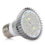 hangang LED Grow Light Bulb Full Spectrum LED Grow Light Bulb Plante qui grandit Lampe pour plante d'intérieur Plante aquatique et Marijuana Hydroponics Serre (30W) de la marque Hangang image 1 produit