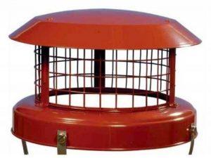 Haute Generic Chapeau de cheminée anti-oiseaux pour combustibles solides de la marque Colt Cowls image 0 produit