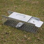 Havahart 1025 Piège cage pour animaux vivants à double entrées Petite taille de la marque Havahart image 4 produit