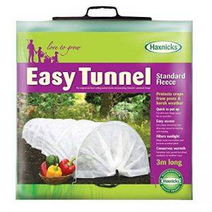 Haxnicks Serre tunnel polaire-Facile 3 m de longueur de tunnel de jardin tunnel de protection d'hiver pour plantes Portable de la marque StakehillNurseries.co.uk image 0 produit