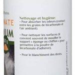 Herbes Et Plantes Bicarbonate de Sodium Officinal 500 g - Lot de 2 de la marque Herbes Et Plantes image 1 produit